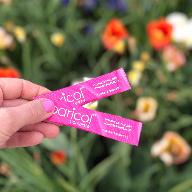 Baricol Complete pulver ovan för blomsterbädd