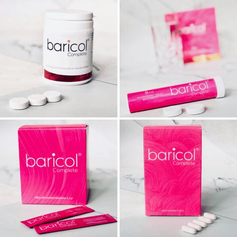 Barico complete olika sorter