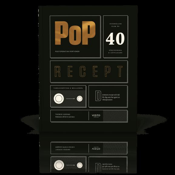 pop postoperativa portioner för viktopererade